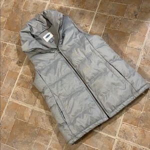 Old Navy puffer vest size women's small